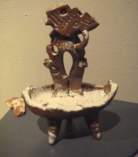 逸見幸也 個展 陶の作品