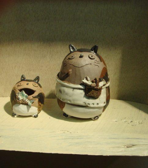 陶の作品 逸見喜代美  遺作 2007