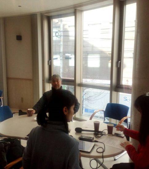 FM愛媛で「五明大師堂焼き」についてお話させていただきます
